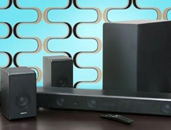 Samsung HW-K950 soundbar is verborgen surround set