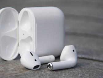 Apple Airpods nu verkrijgbaar