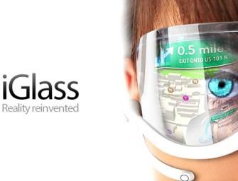 Apple iGlass AR-bril concurreert met Hololens