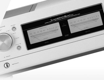 AudioPerfect breidt gamma uit met Luxman versterkers