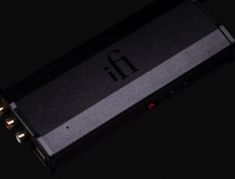 Ifi iDSD Black Label portable DAC