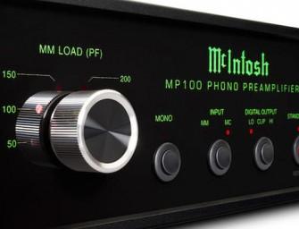 Nieuwe McIntosh D1100 en MP1100 voorversterkers