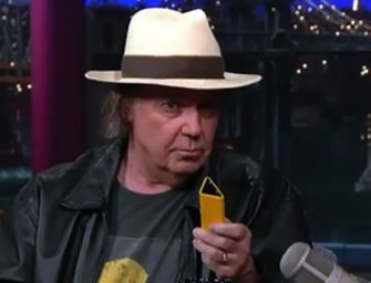 Neil Young wil streamingdienst lanceren