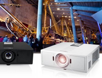 Optoma ZU510T laser projector