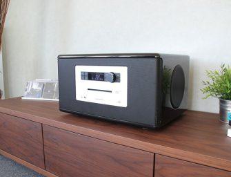 SonoroHIFI audiosysteem maakt elegante intrede