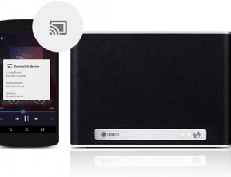 Teufel Raumfeld speakers nu Google Cast compatible