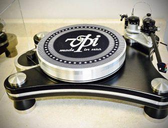 Nieuwe VPI Prime Signature platenspeler