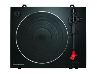 Audio Technica kondigt AT-LP3 platenspeler en hoofdtelefoons aan