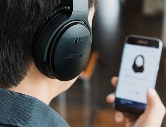 Gebruikers van Bose hoofdtelefoons klagen over slecht geluid
