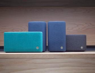 Nieuwe Cambridge Audio YoYo bluetooth speakers