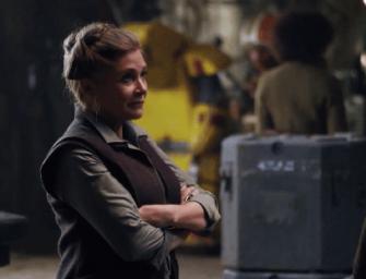 Carrie Fisher wordt niet gedigitaliseerd voor verdere Star wars films
