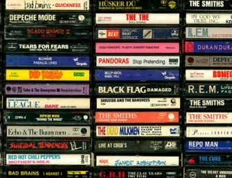 Verkoop cassettes stijgt met 74% in 2016