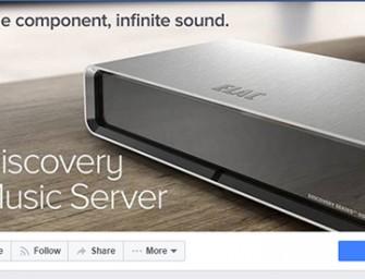 Elac investeert in Nederlandse Facebookpagina