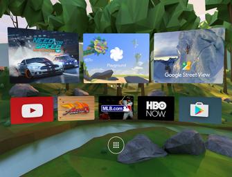 Google Daydream VR nu open voor developers