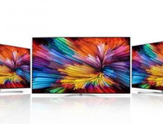 LG Nano Cell 4K tv's bieden wijdere kijkhoek