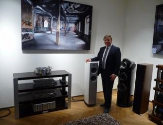Poulissen Audio/Video verwerft exclusief Burmester dealerschap