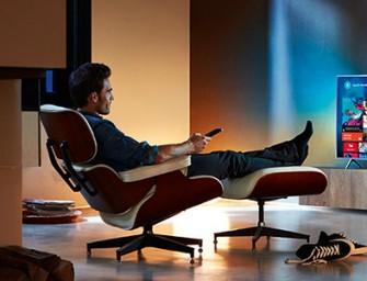 Philips zet in op reclame voor smart-tv's