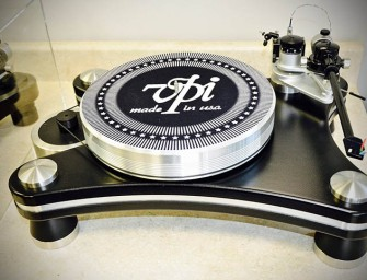 VPI Avenger Plus is betaalbare high endplatenspeler