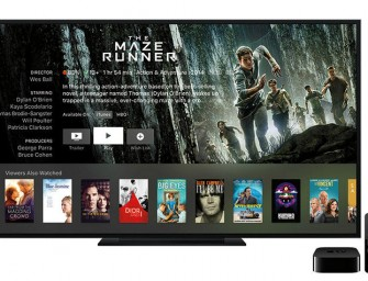 Apple werkt aan 4K Apple TV box