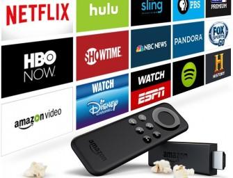 Amazon Fire TV Stick verschijnt met Alexa voice control
