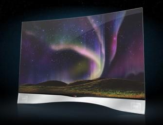 LG en Sony brengen geen curved tv uit in 2017