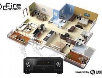Pioneer lanceert FireConnect voor av- en audiocomponenten
