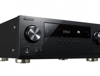 Pioneer rolt VSX-531D AV-receiver met DAB radio uit
