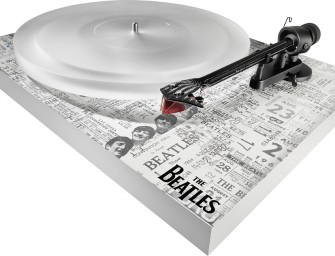 Pro-Ject brengt zes limited edition Beatles platenspelers uit
