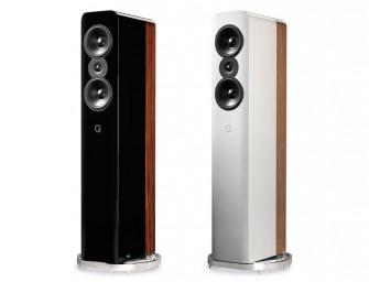 Het nieuwe vlaggenschip van Q Acoustics: Concept 500 speaker