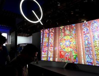 Eerste prijzen Samsung QLED tv's zijn bekend