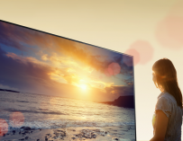 Sony 2017 tv's Sony A1