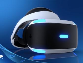 Sony PS4-update geeft PSVR headset 3D Blu-ray-ondersteuning