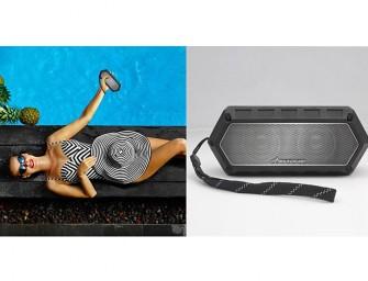 Soundcast VG1 draagbare waterdichte speaker