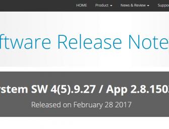 Aurender firmware-update met MQA nu beschikbaar