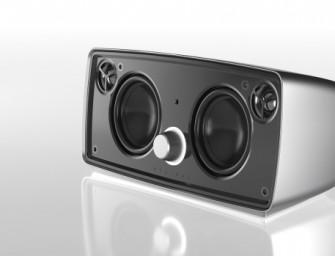 Deze Decibel luidspreker verander je constant van look