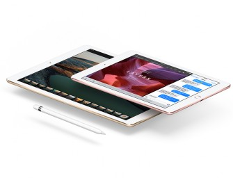 Apple test vier nieuwe iPads
