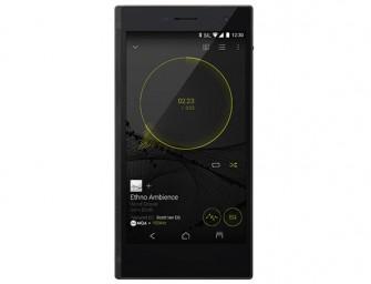 Ontdek Onkyo's eerste high res audio smartphone