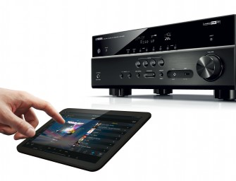 Maak kennis met Home Entertainment door de nieuwe Yamaha receivers