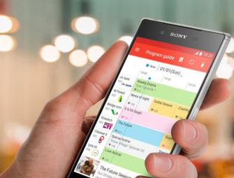 Voortaan ontbreken deze functies in je Sony TV SideView app