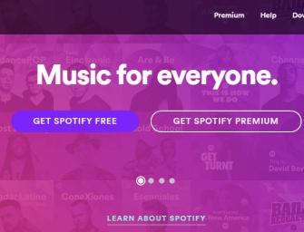 Spotify vindt exclusives niet meer slecht