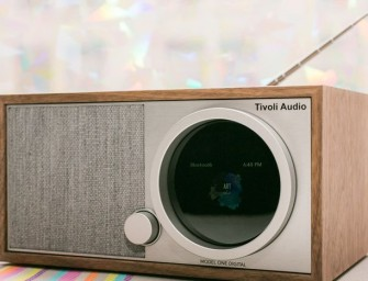 Tivoli Audio brengt Model One Digital radio
