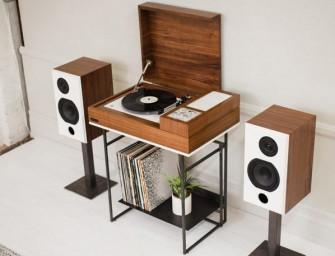 Wrensilva Loft: Sonos én een platenspeler in 1