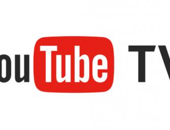 YouTube lanceert live tv met YouTube TV