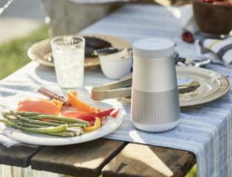 Bose stelt SoundLink Revolve Bluetoothluidsprekers voor