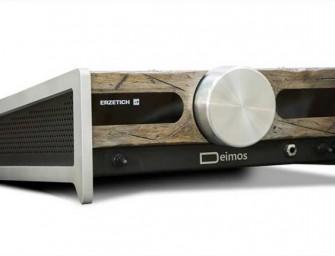 Erzetich Audio brengt nieuwe versie van Deimos hoofdtelefoonversterker