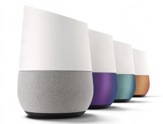 Google Home verschijnt deze maand