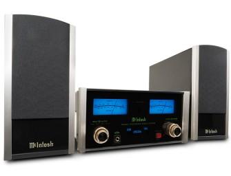 McIntosh stelt MXA80 geïntegreerd audiosysteem voor
