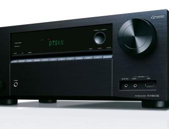 Onkyo brengt nieuwe AV-receiver TX-NR676E