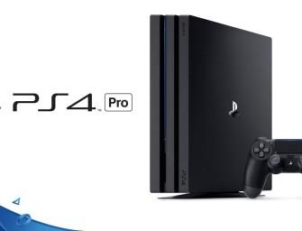 PS4 Pro speelt nu ook 4K-video af