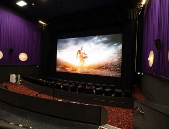 Samsung HDR Led Cinema Screen; de bioscoop van de toekomst?